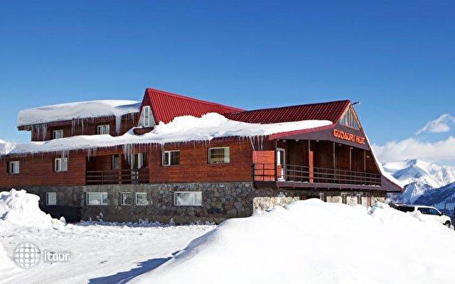 Gudauri Hut 1