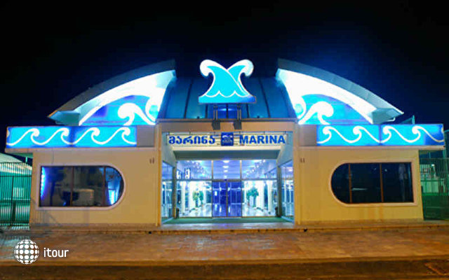 Marina First  Line 5