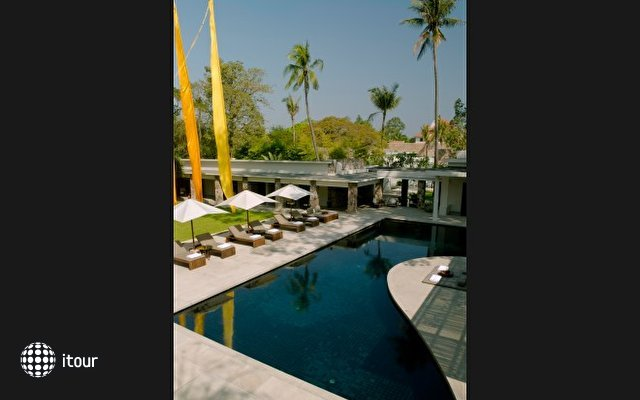 Amansara Resort Siem Reap 7