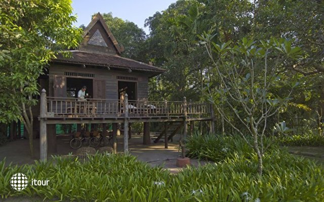 Amansara Resort Siem Reap 5