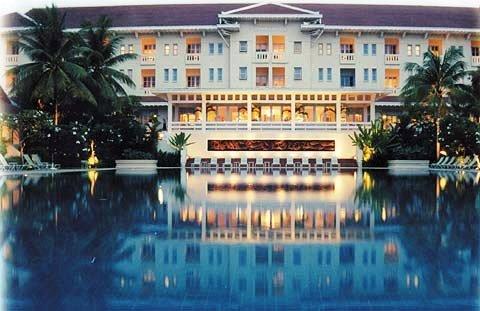 Raffles Grand Hotel D'angkor 2