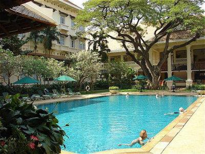 Raffles Hotel Le Royal 2