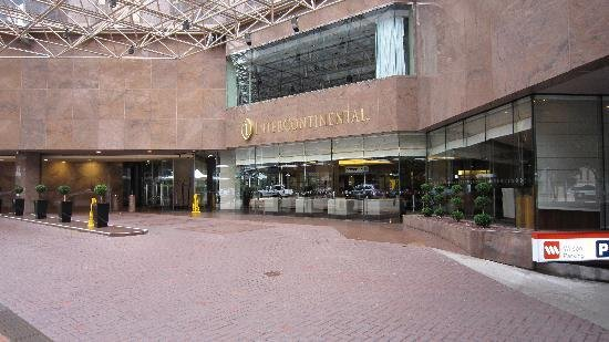 Intercontinental Wellington 2