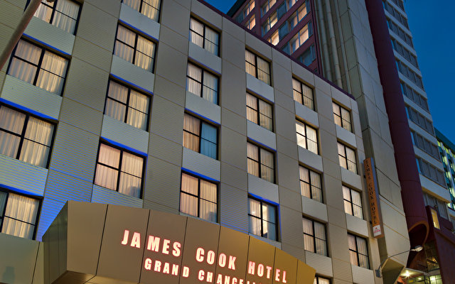 James Cook Hotel Grand Chancellor 8