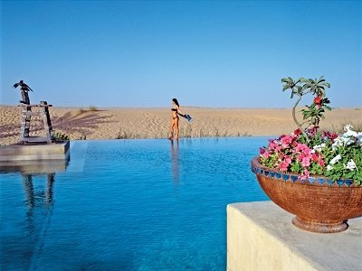 Jumeirah Bab Al Shams Desert Resort & Spa 1