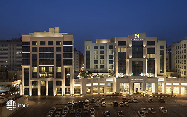 Hyatt Place Dubai Al Rigga 2