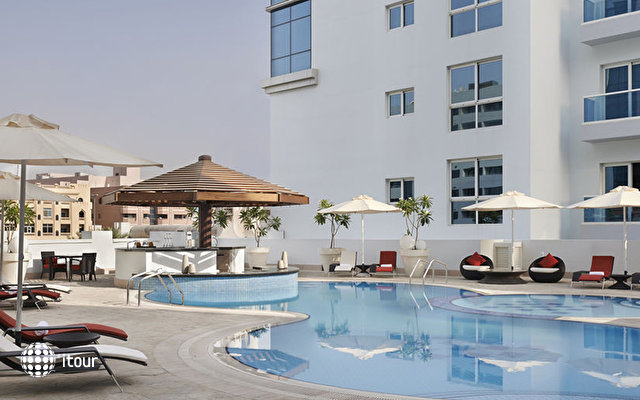 Hyatt Place Dubai Al Rigga 3