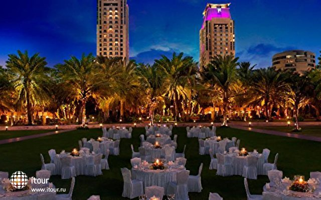 Habtoor Grand Resort & Spa 5