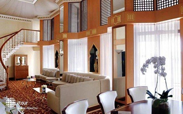 Radisson Blu Hotel Dubai Deira (ex. Radisson Sas Blu Creek) 4