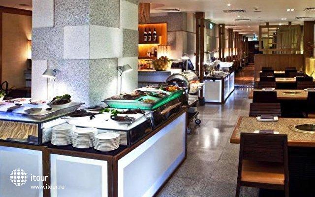 Radisson Blu Hotel Dubai Deira (ex. Radisson Sas Blu Creek) 8