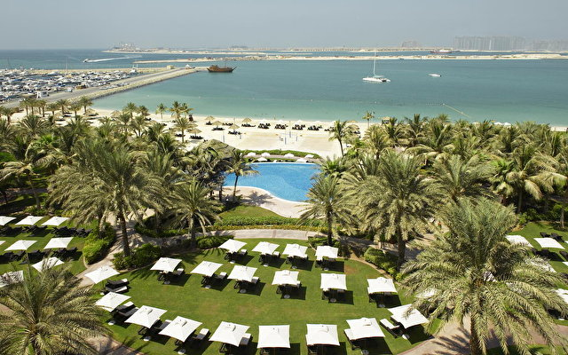 The Westin Dubai Mina Seyahi Beach Resort & Marina 2