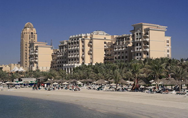 The Westin Dubai Mina Seyahi Beach Resort & Marina 1