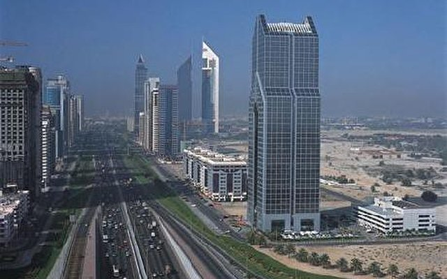 Dusit Thani Dubai 7