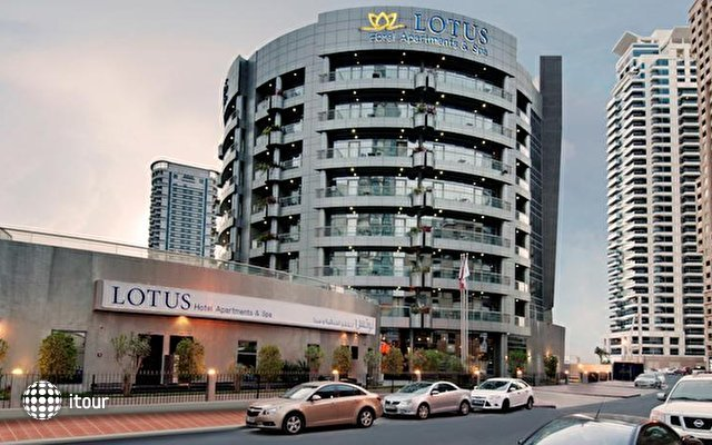 Lotus Hotel Apartments & Spa Marina 1