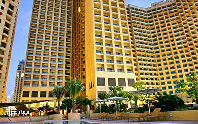 Amwaj Rotana Resort Jumeirah Beach 3