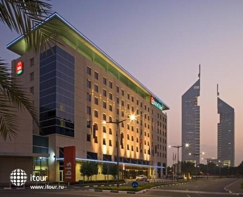 Ibis World Trade Centre Dubai 1