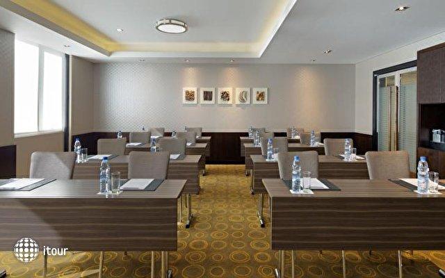 Radisson Blu Hotel Dubai Media City (ex. Radisson Sas) 9