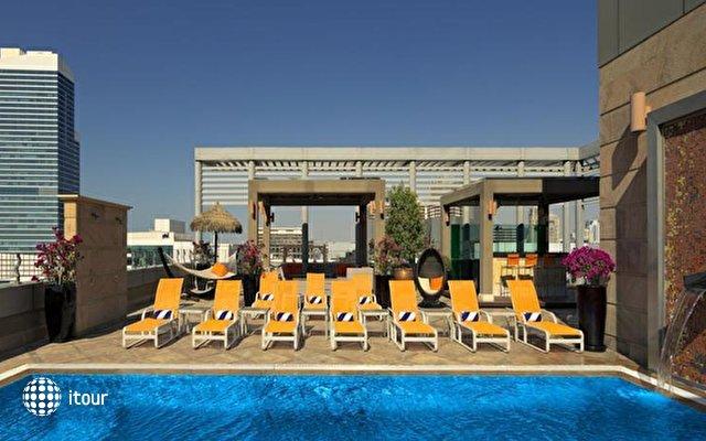 Radisson Blu Hotel Dubai Media City (ex. Radisson Sas) 2