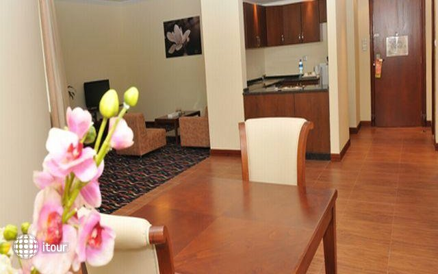 Cassells Al Barsha Hotel 8