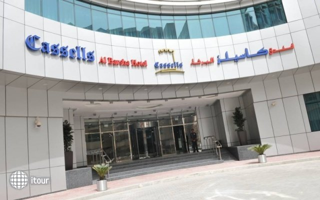Cassells Al Barsha Hotel 1