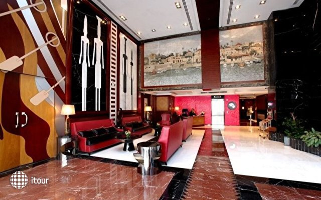 Byblos Hotel Al Barsha Dubai 3