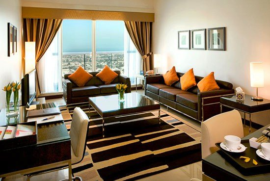 Sheraton Four Points Sheikh Zayed Road 3