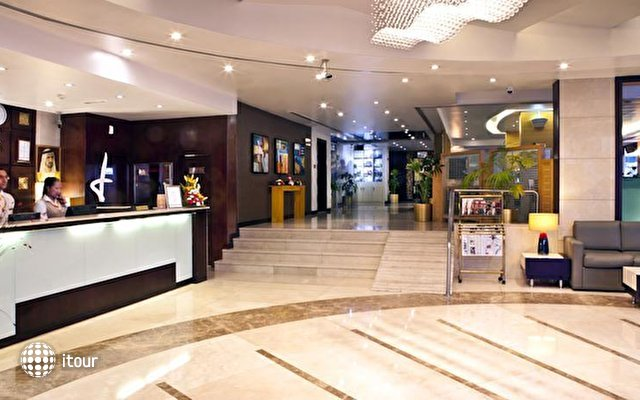 Landmark Hotel Riqqa 5