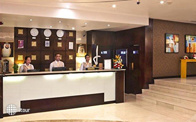 Landmark Hotel Riqqa 7
