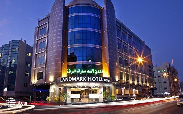 Landmark Hotel Riqqa 1