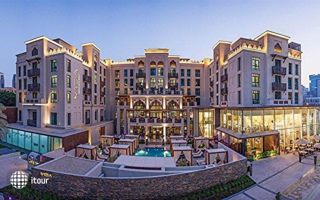 Vida Downtown Dubai (ex. Qamardeen Hotel) 1