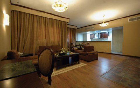 Tulip Hotel Apartment 9