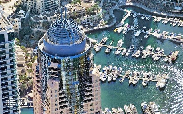 Dubai Marriott Harbour Hotel & Suites 1