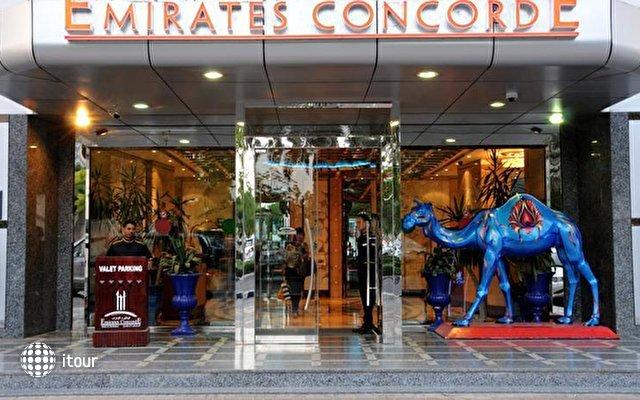 Emirates Concorde Hotel 7