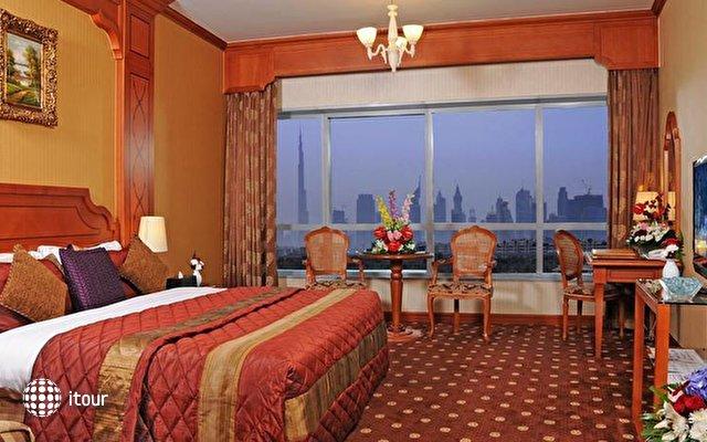 Emirates Concorde Hotel 2