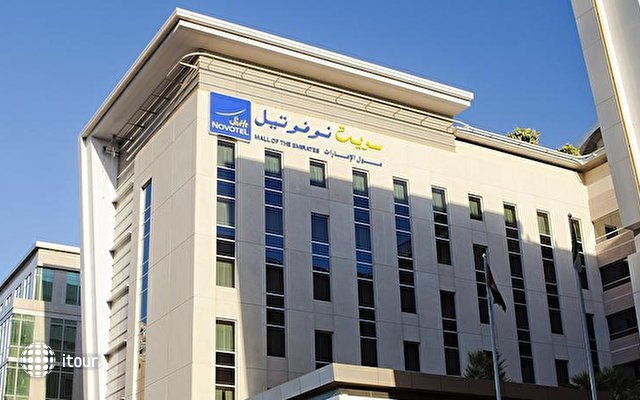 Novotel Suites Dubai Mall Of The Emirates 1