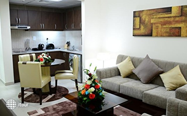 Welcome Hotel Apartments (ex. Oasis Court Hotel Apartments) 8