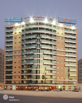 Emirates Stars Hotel Apartments 1