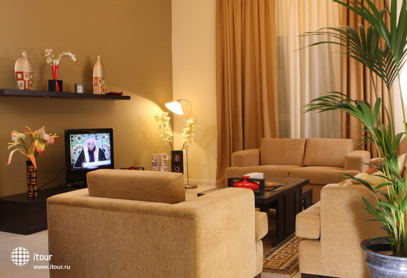 Emirates Stars Hotel Apartments 3