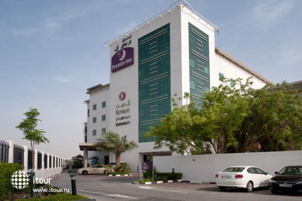 Premier Inn Dubai International Airport 1