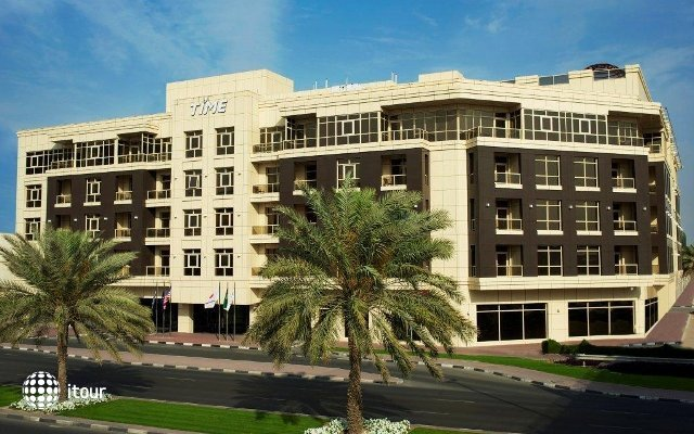 Time Grand Plaza Hotel Dubai 1