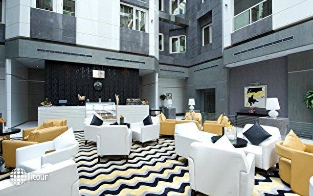 Time Grand Plaza Hotel Dubai 6