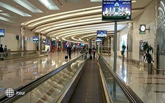 Dubai International Terminal Hotel 2