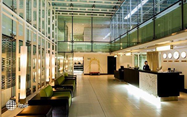 Dubai International Terminal Hotel 3