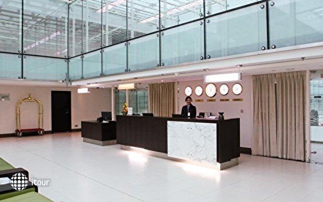 Dubai International Terminal Hotel 4