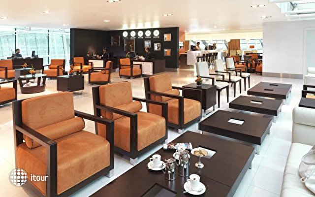 Dubai International Terminal Hotel 10