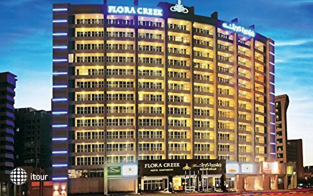 Flora Creek Deluxe Hotel Apartments 1