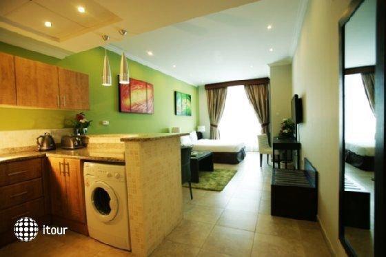Milton Hotel Apartment 8