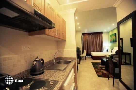 Milton Hotel Apartment 9