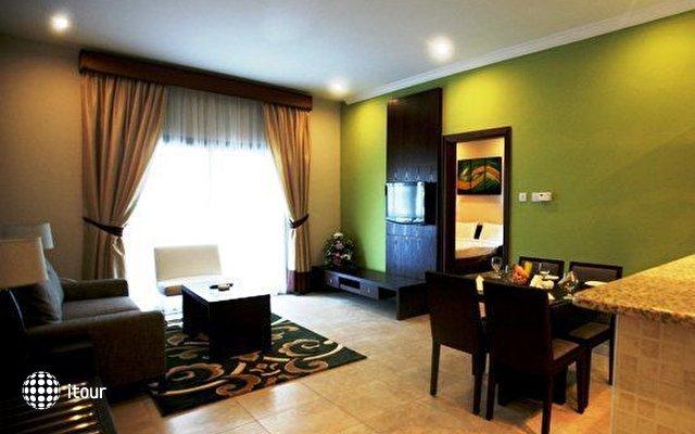 Milton Hotel Apartment 10