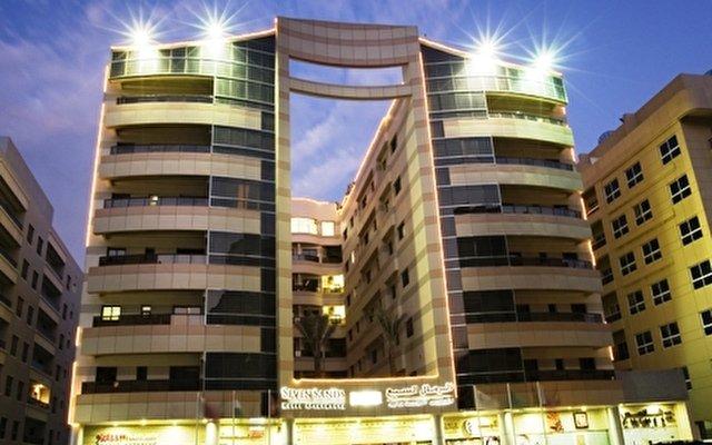 Seven Sands Hotel Apartents 1